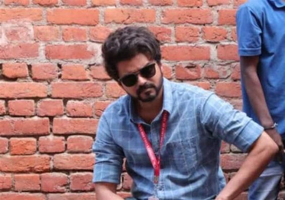Vijay's Surprise for Thalapathy 64 Screen-writer!
