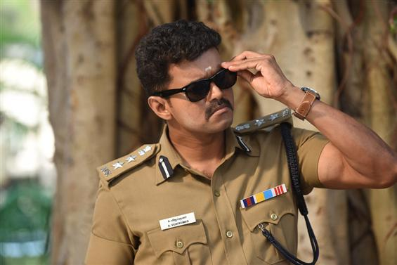 Vijay's Theri among most watched Hindi movies this August!