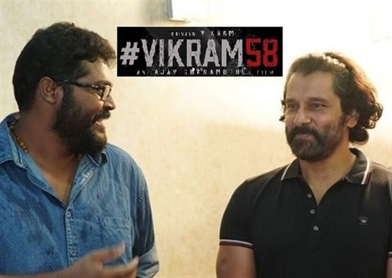 Vikram 58 Director Confirms Update on Christmas Day!
