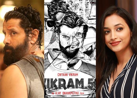 Vikram 58 Heroine Finalized!?