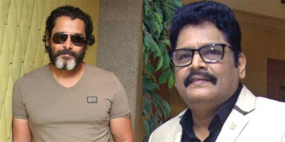 Vikram 58: Latest addition to the cast of Vikram's...