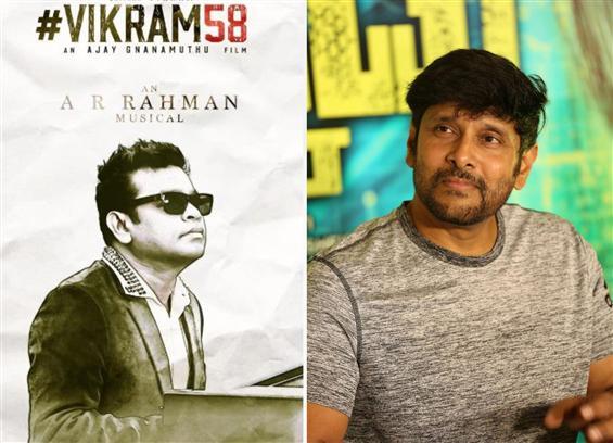 Vikram 58 Shooting Update!