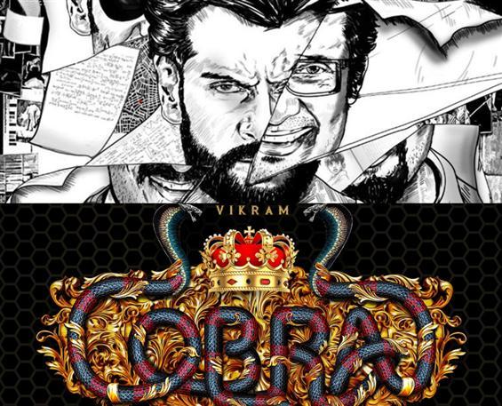 Vikram 58 Titled Cobra