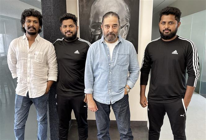 Vikram: Lokesh Kanagaraj welcomes Anbariv on board!