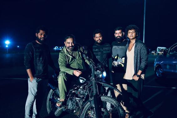 Vikram: Popular food YouTubers in Kamal Haasan, Lo...