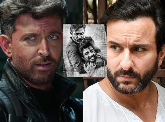 Vikram Vedha Remake to reunite Hrithik Roshan, Saif Ali Khan?