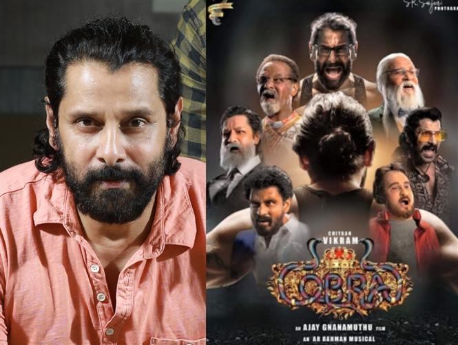 Vikram's Cobra to wrap shooting before Diwali, 2020!