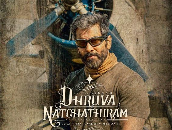 Vikram's Dhruvanatchathiram to release in theaters...