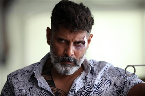 Vikram's Kadaram Kondan gets censored!