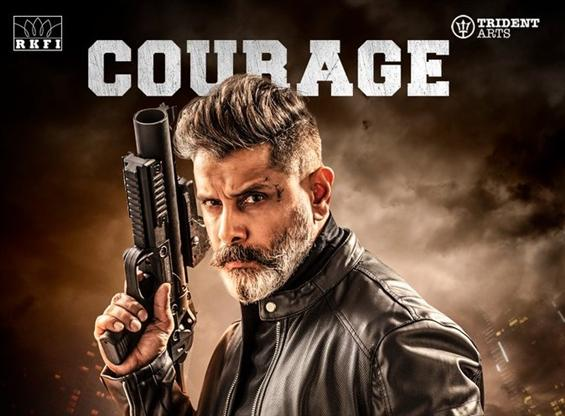 Vikram's Kadaram Kondan gets positive reports from...