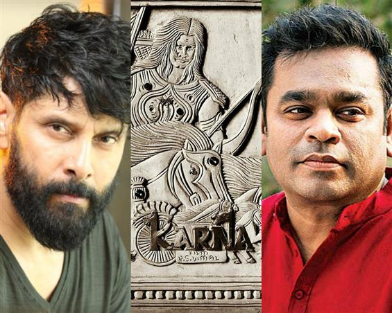Vikram's Mahavir Karna gets A.R. Rahman, Game of T...