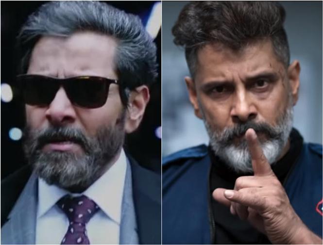 Vikrams on similarities between John from Dhruvanatchathiram & KK from Kadaram Kondan!