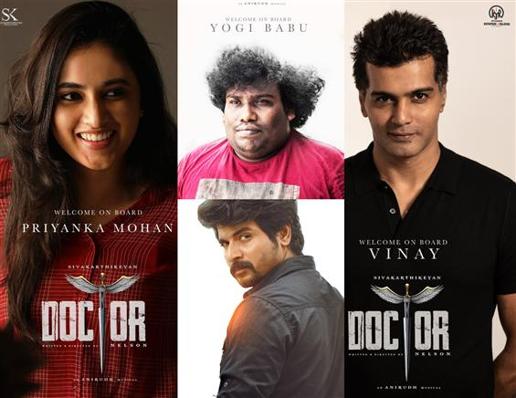 Vinay & Other Latest Additions to Sivakarthikeyan'...