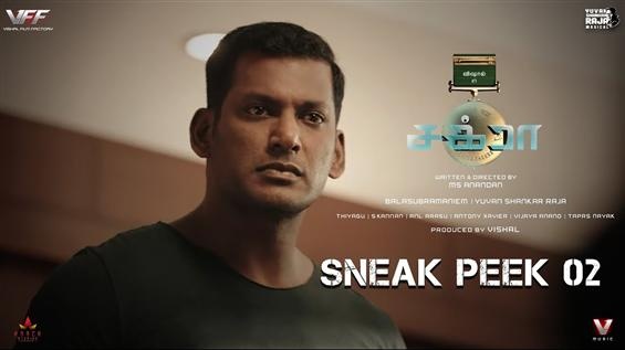 Vishal's Chakra has another sneak peek release!