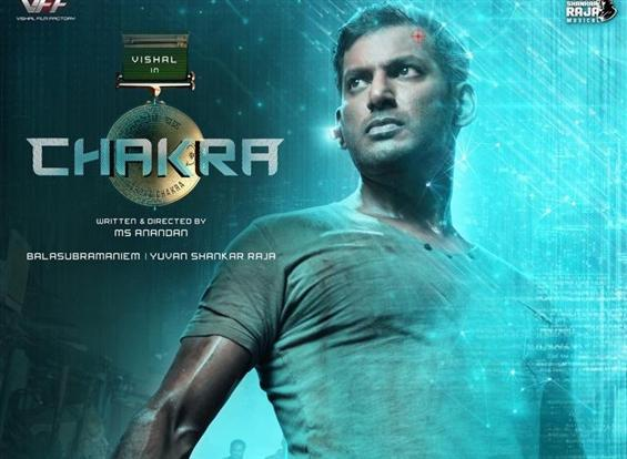 Vishal's Chakra in its final leg of shooting