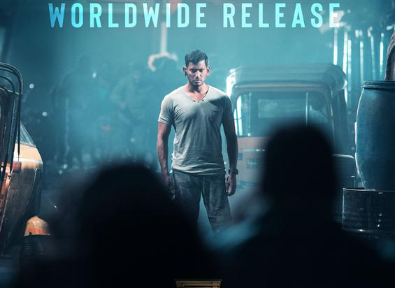 Vishal's Chakra to release in all 4 South Indian languages!