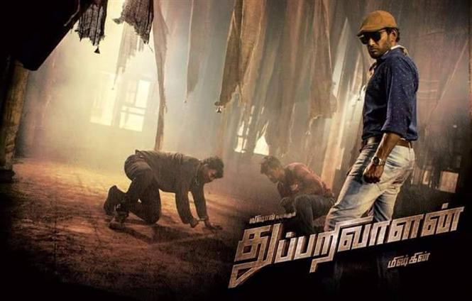 Vishal's Thupparivaalan gears up for august release