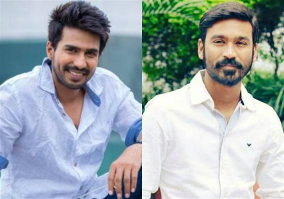 Vishnu Vishal confirms signing a film with Dhanush...