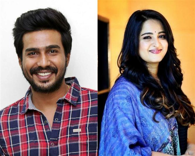 Vishnu Vishal to be paired opposite Anushka Shetty! Tamil Movie