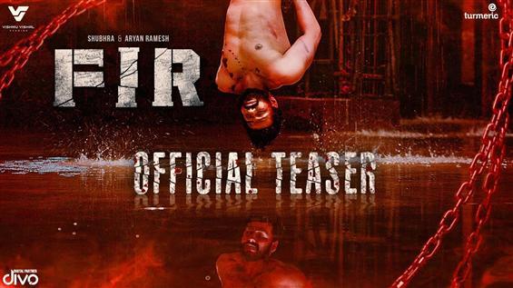 Vishnu Vishal's FIR Teaser