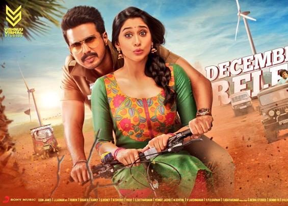 Vishnu Vishal's Silukkuvarupatti Singam  Release D...