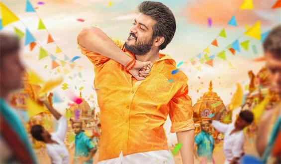 Viswasam gets a National Award winner