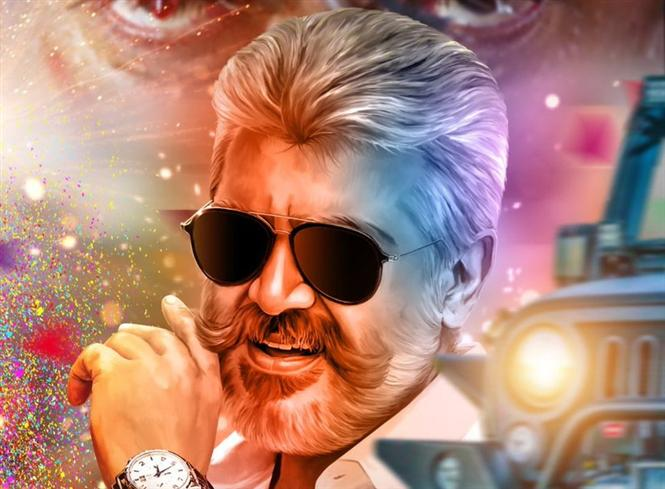 Viswasam pre-release business in full swing