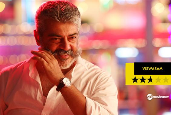 Viswasam Review - A passable family entertainer