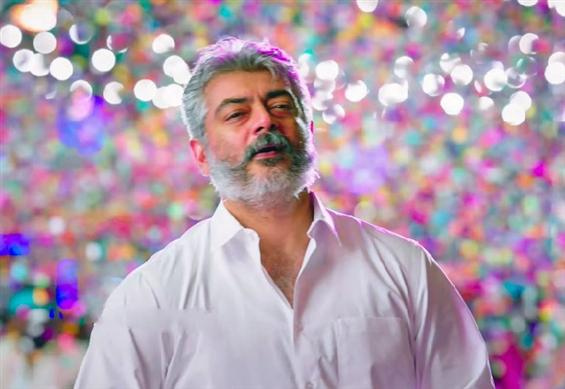 Viswasam Video Songs: Adchithooku feat. Ajith out ...