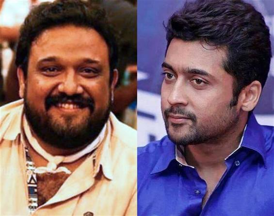 Viswasam's Technical Team For Suriya 39!