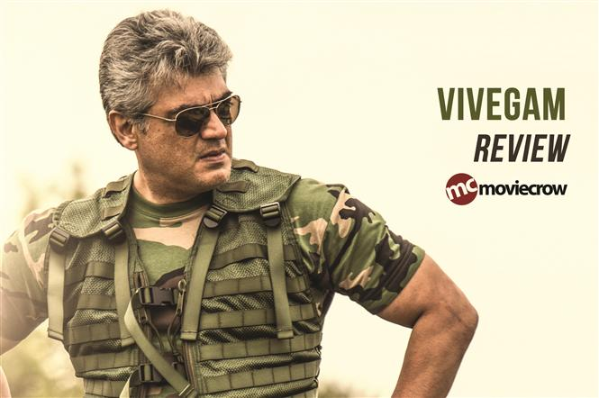 Vivegam Review - Rage unleashed on your senses