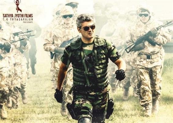 Vivegam stays strong in Chennai city