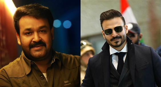 Vivek Oberoi makes his Mollywood debut with Mohanlal's Lucifer