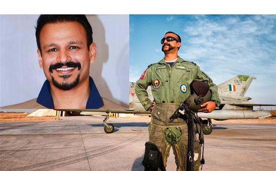 Vivek Oberoi to produce a film on Balakot Air Stri...