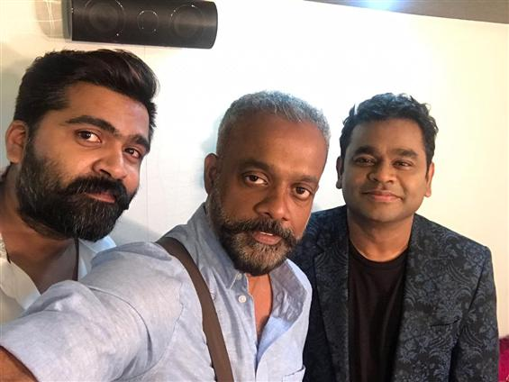 VTV, AYM Trio Gautham Menon, A.R.Rahman, Simbu are...