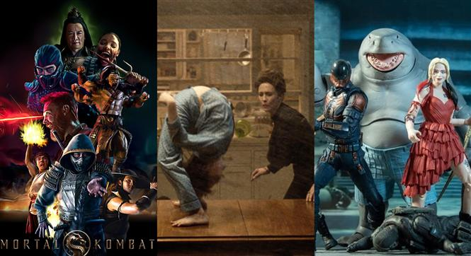 Warner Bros. announce India release date for three of its biggies!