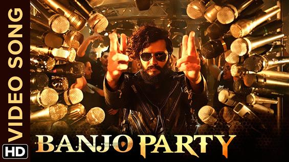 Watch 'Banjo Party' video song from Banjo