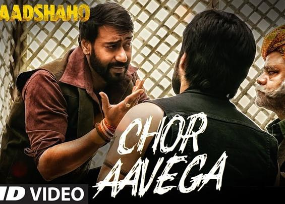 Watch 'Chor Aavega' video song from Baadshaho