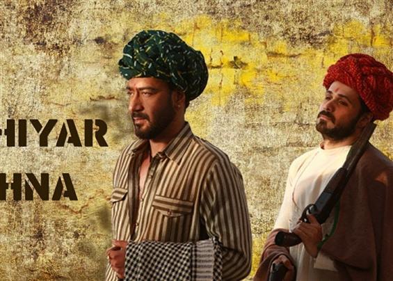 Watch 'Hoshiyar Rehna' video song from Baadshaho
