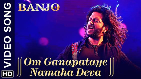 Watch 'Om Ganapataye Namaha Deva' video song teaser from Banjo