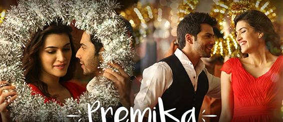 Watch 'Premika' video song from Dilwale