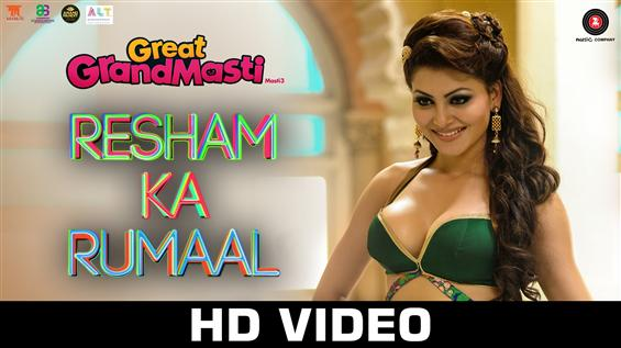 Watch 'Resham Ka Rumaa' video song from Great Grand Masti