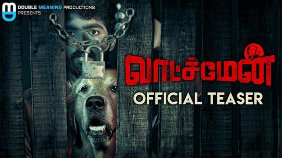 Watchman: First Look, Teaser of the GV Prakash starrer