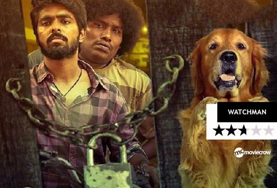 Watchman Review - 'Bruno the dog' sets out to save...
