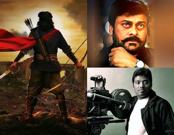 We have shot action sequence for Sye Raa Narasimha Reddy, says Cinematographer Rathnavelu