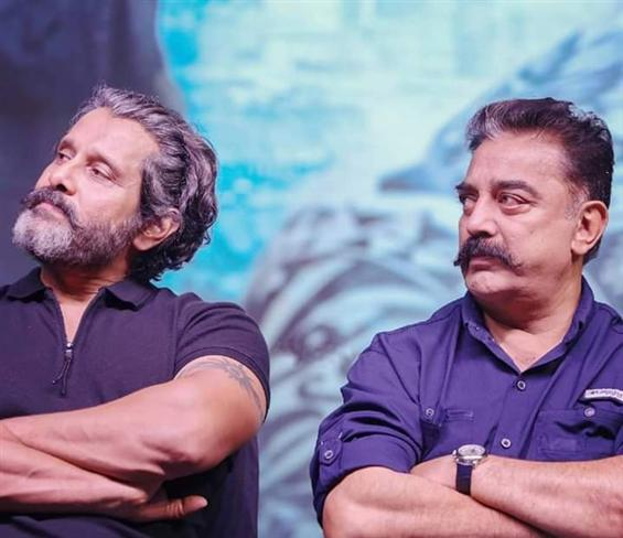We make films to the effect of a whole government chasing us: Kamal Haasan about RFKI & Tamil Cinema!