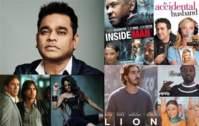 When A.R. Rahman's music inspired international pop-stars & films!