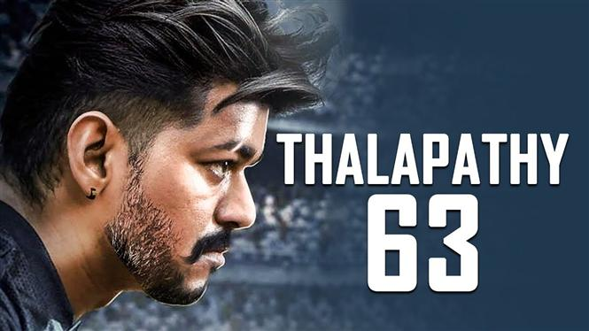 Who is likely to bag the distribution rights of Vijay 63?