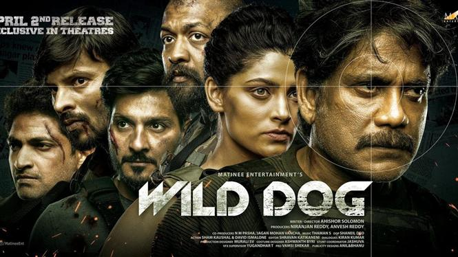 Wild Dog Review - A not bad actioner that is unfussy but lacks the thrills!