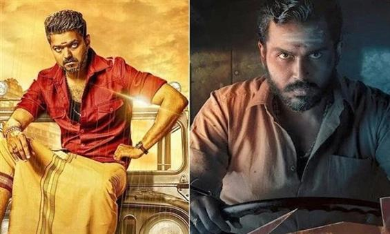 """Will consider special shows for Bigil and Kaithi ..."